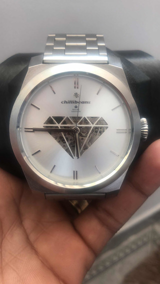 Relógio Chillibeans Diamante