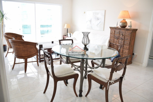 Hermoso Clásico Apartamento 3 Dormitorios - Alquiler Temporada- Ref: 5289