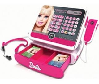 Caja Registradora Barbie Fashion Store /cdjuguetes