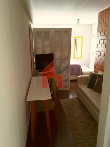 Kitnet Com 1 Dormitório À Venda, 32 M² Por R$ 320.000,00 - Bela Vista - São Paulo/sp - Kn0023