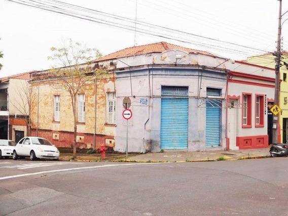 Casa Em Centro, Piracicaba/sp De 110m² 2 Quartos À Venda Por R$ 350.000,00 - Ca523959