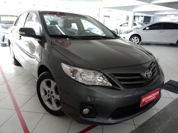 Toyota Corolla 2.0 Xei 16v Flex 4p Automatico 2014/2014