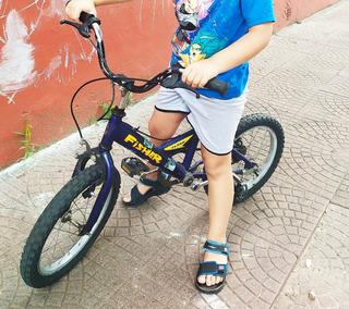 Bicicleta Rodado 16 Bici Niños