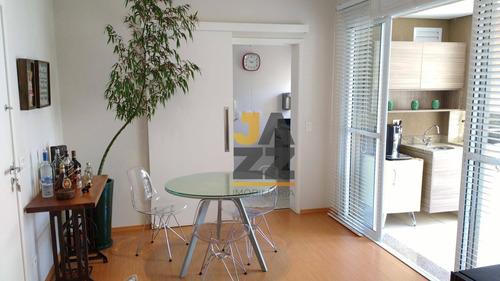 Imagem 1 de 24 de Apartamento Com 2 Dormitórios À Venda, 74 M² Por R$ 595.000,00 - Morumbi - São Paulo/sp - Ap7404