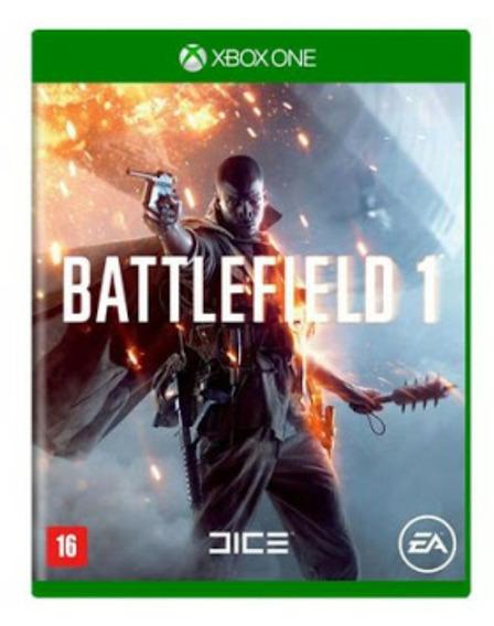 Jogo Battlefield 1 Original Midia Digital