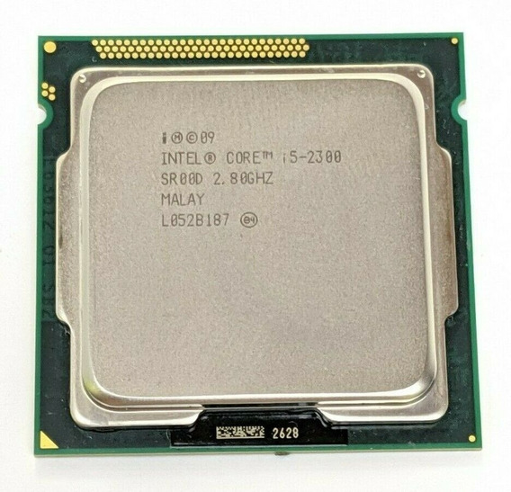 Processador Intel 2º Geração I5 2300 Lga1155 Até 3.1ghz