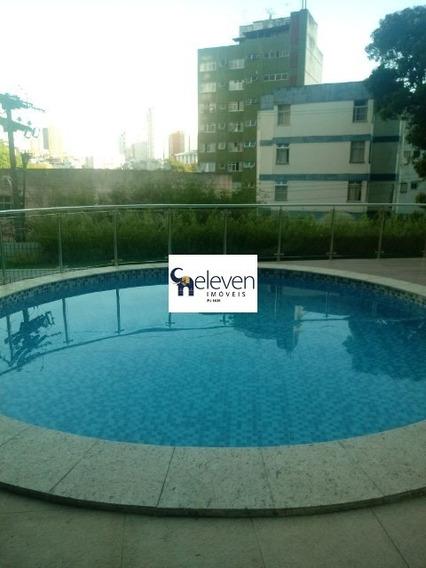 Apartamento Para Venda Graça, Salvador 3 Dormitórios Sendo 3 Suítes, 3 Salas, 1 Banheiro, Armários Em Todos Os Cômodos, 3 Vagas, 191 M². - Ap00241 - 32072900