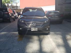 Honda Cr-v 2.4 Exl Mt 2013 Navi $240,000.000