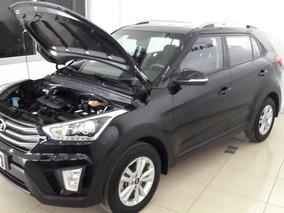 Hyundai Creta 1.6 Gl Automática 2017 Negro 12.000km Unica