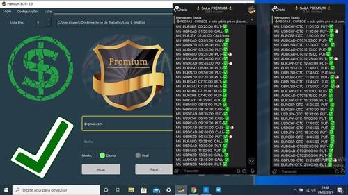 Robô Premium 3.0