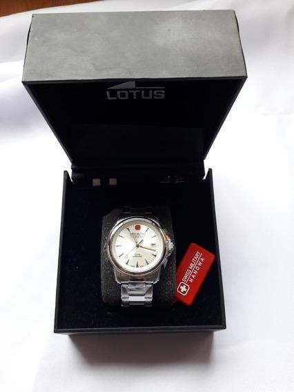 Reloj Hombre Swiss Military Hanowa