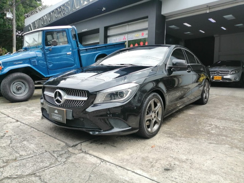 Mercedes Benz Clase Cla 200 2014 1.6 Fwd Aut.secuencial 002