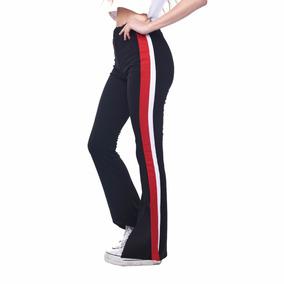 Pantalones Mujer Jean Costado Pantalon Raya Customs Ba 3Aqc54RjL