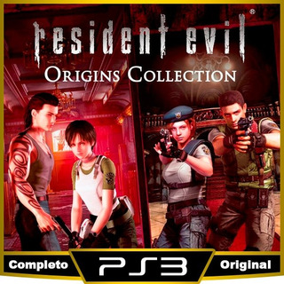 Resident Evil 0 Y 1 Hd Ps3