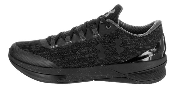 Tênis Under Armour Charged Controller Black Basket