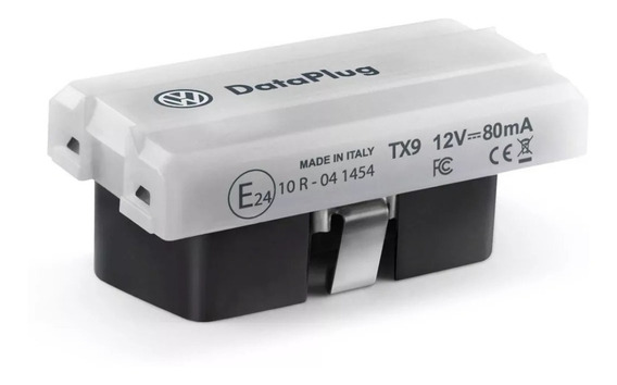 Modulo Lei Dataplug Original Volkswagen Connect Up, Novo Polo Virtus, Golf Golf Variant, Jetta, Passat, Tiguan, T-cross