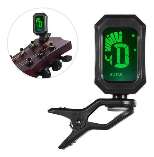 Sintonizador Digital Clip-on Design Display Lcd Ajuste De