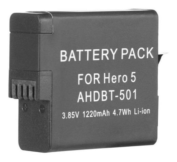 Bateria Para Gopro Hero 5 6 7 8 Black E Hero 2018 - Shoot