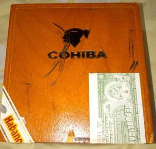 Caja De 25habanos Cubanos Originales