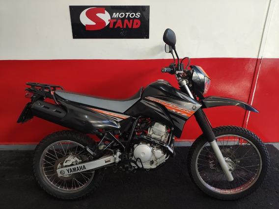 Yamaha Xtz 250 Lander 250 2014 Preta Preto