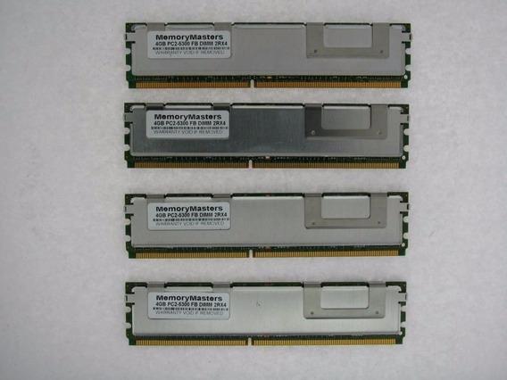 8gb Ram Para Hp Proliant - Dl140 G3 , Dl160 G5 , Dl180