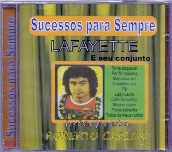 Cd Lafayette E Seu Conjunto - Inter. Roberto Carlos - Novo**