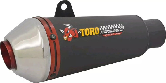 Escapamento Moto Esportivo Honda Cb250 Cb Twister 250 Toro