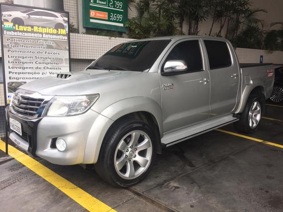 Toyota Hilux 3.0 Srv Cab. Dupla 4x4 Aut. 4p Diesel
