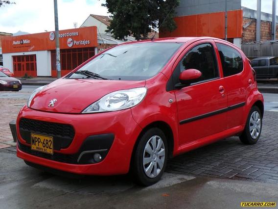 Peugeot 107 1.0 Cc Mt 5p