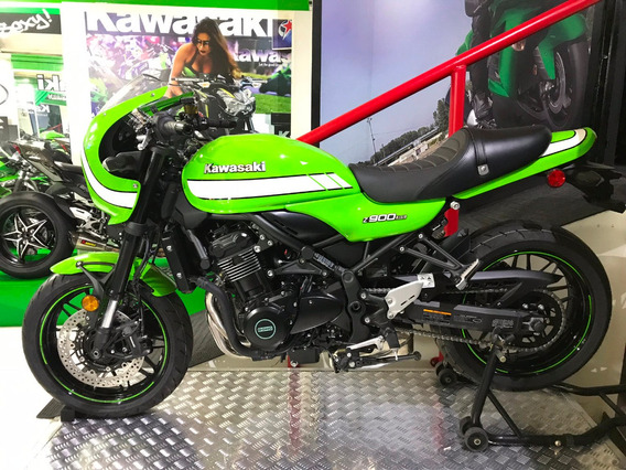 Kawasaki Z900 Rs Cafe Unica En Colombia