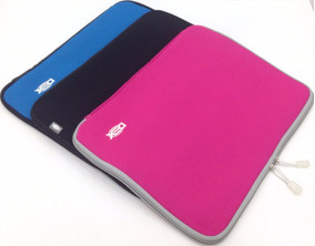 Capa Case P/ Notbook Até 10.1# E Tablete Neoprene C/zíper