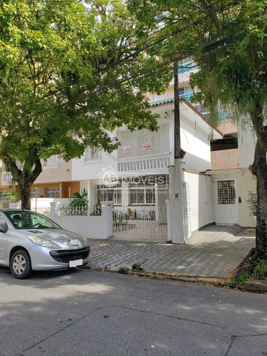 Sobrado Com 2 Dorms, Pompéia, Santos - R$ 850 Mi, Cod: 1509 - V1509