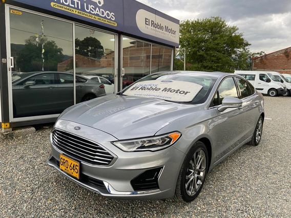 Ford Fusion Sel Hybrid 2020