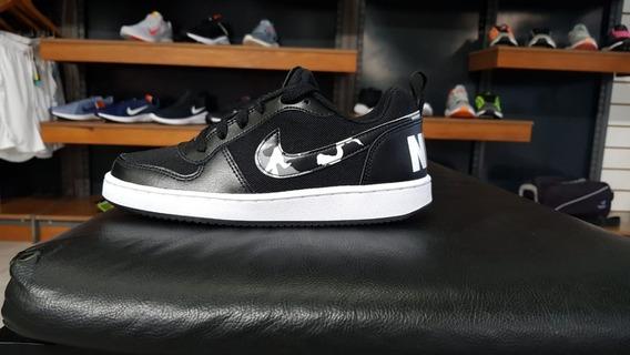 Nike Court Borough Low Camo
