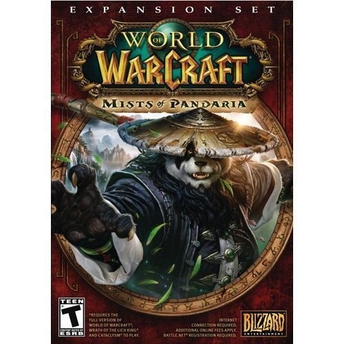 World Of Warcraft: Mists Of Pandaria Pc (expansão)