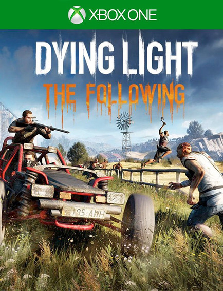 Dying Light The Following Dlc - Xbox One (25 Digitos)