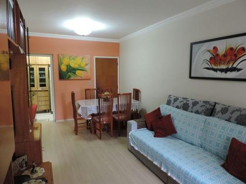 Imagem 1 de 11 de Apartamento - Ref: 4498