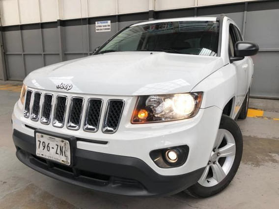 Jeep Compass 5p Latitude At A/ac. Dvd Ra-17