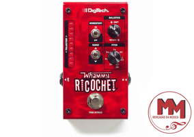 Pedal Digitech Whammy Ricochet Pitch Shift Com Nota Fiscal