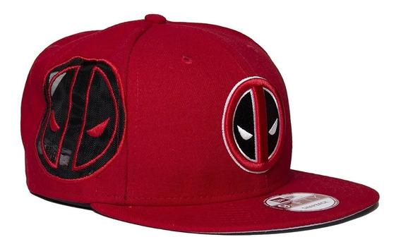 Deadpool New Era 9fifty Fresh Side Snapback Deadpool Marvel