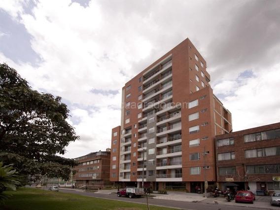 Apartamento Amoblado En Renta Gran Ubicacion Americas Con 23