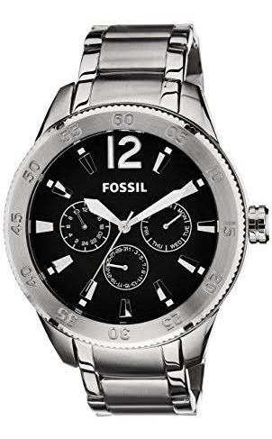 Reloj Fossil Acero Inoxidable Modelo Bq1716