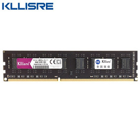 2x Memória Ram Intel Ddr 3 8 Gb 1600 Mhz 240pin 1.5 V