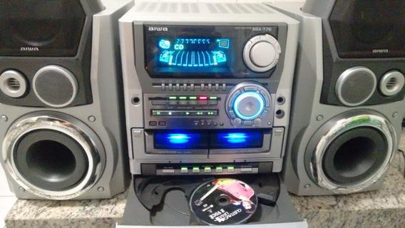 Mini System Aiwa Nsx-t76