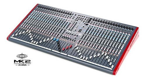 Allen & Heath Zed-436 Consola Mixer 32 Ch Mono 2 Estéreo Usb