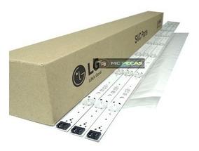 Kit Completo Barra De Led Lg 43uf6400 43uh6100 Novo/original