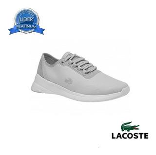Zapatillas Lacoste Lt Fit 318 3 Gris 2q5 Mujer Original