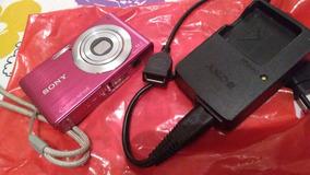 Camera Digital Sony Pink