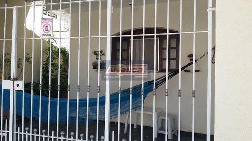 Casa Residencial À Venda, Vila São Ricardo, Guarulhos. So0617 - Ai2900