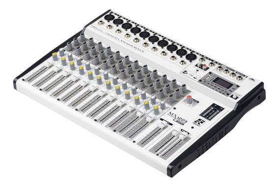 Mesa De Som Staner Mx 1203 Bluetooth E Usb
